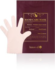 hand care mask